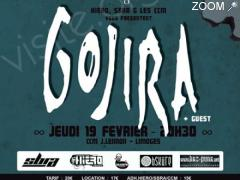 picture of GOJIRA + GUEST