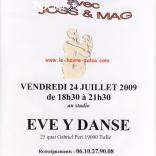 "picture of Stage salsa àTulle avec Joss&Mag ""le Havre salsa"""