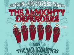 photo de THE ALMIGHTY DEFENDERS + THE MOJOMATICS + JACK HERO