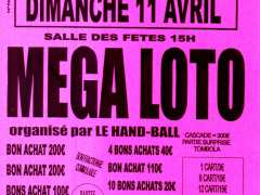photo de Loto du club de Hanball