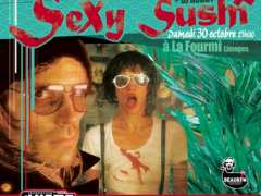photo de SEXY SUSHI + Dj Buddy