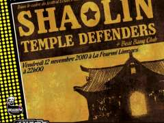 photo de SHAOLIN TEMPLE DEFENDERS