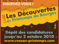 photo de Sélections Limousin PRINTEMPS DE BOURGES
