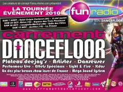 photo de SOIREE CARREMENT DANCEFLOOR AU PROFIT DES ENFANTS ATTEINTS DE CANCER