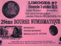 photo de 29e BOURSE NUMISMATIQUE