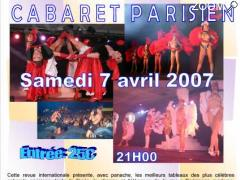photo de Cabaret parisien, le Cabaret d'Paris