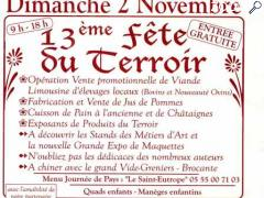 photo de 13 ° FETE DU TERROIR ET VIDE-GRENIERS