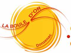 picture of La Boule d'Or de Donzenac, association amicale de pétanque UFOLEP