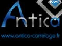 photo de antica carrelage