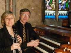 photo de Concert 5 clarinettes et orgue