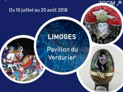 photo de Exposition internationale d'émaux d'art
