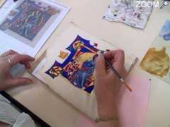 picture of Stages de calligraphie et d'enluminure traditionnelle